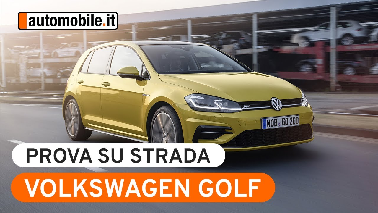 Volkswagen Golf 1.0 TSI, la prova dei consumi reali
