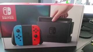 My First Nintendo Console Unboxing