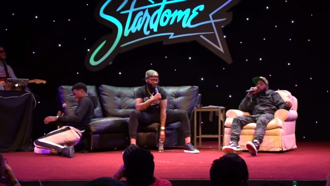 The Stardome Roast Session Show 2 with DC Young Fly ...