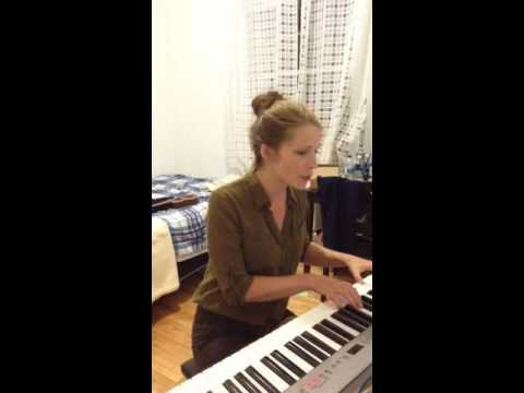 Try to Remember - from the Fantasticks - voice / piano