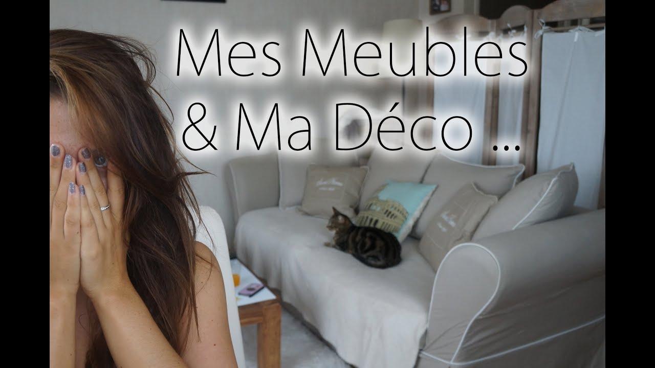 Tour  Mes Meubles & Ma Déco ♡  Youtube