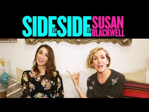 SIDE BY SIDE BY SUSAN BLACKWELL: Sara Bareilles of WAITRESS