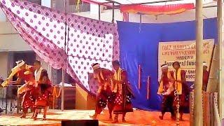 Sambalpuri Dance    Women's College Sambalpur