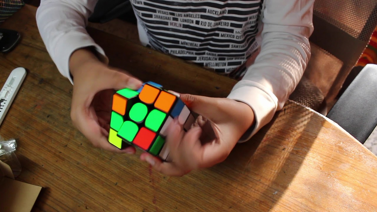 Rubik's Cube Montreal Unboxing From Cubelelo Elite M Yuxin Little Magic More Puzzles