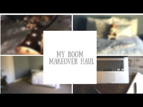 Room Makeover Haul!