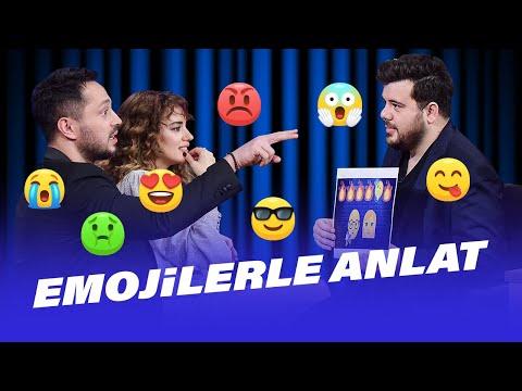 Efsane Geri Döndü! Murat Boz ve Seda Bakan İle Emojilerle Anlat | EYS 13. Bölüm