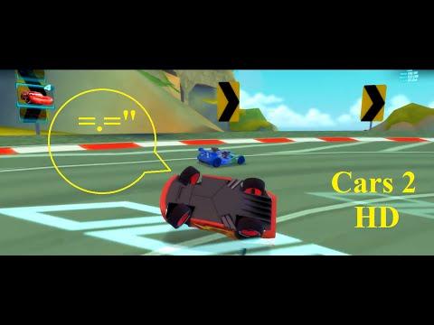 Car 2 Lightning Mcqueen Games Go 1 2 3 4 ♥♥♥ Video Game