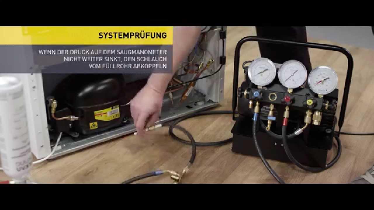 Kühlschrank Verdichter Aufbau : Kühlschrank kompressor tauschen: kühlbox defekt vw california