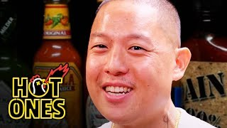 Eddie Huang Seeks Revenge Against Spicy Wings | Hot Ones