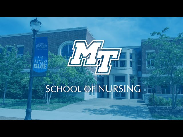 Prepared, Every Step of the Way | MTSU School of Nursing