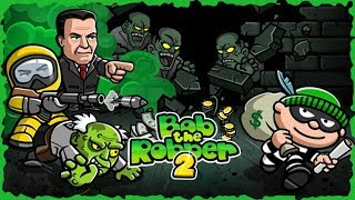 Bob The Robber 2 Game Walkthrough Level (8-11)
