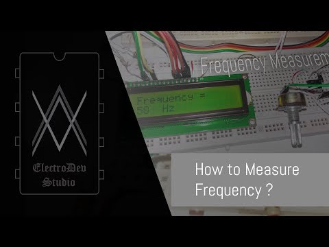 How To Measure Frequency Using Arduino Uno