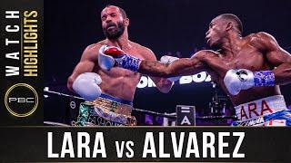 Lara vs Alvarez HIGHLIGHTS: August 31, 2019 — PBC on FOX