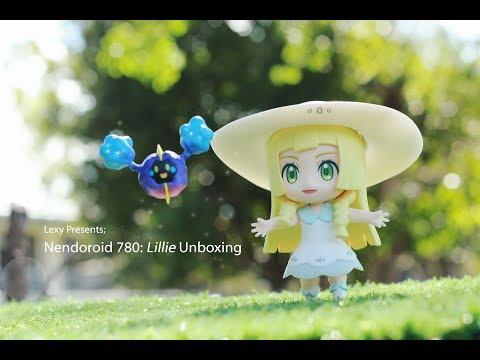 Unboxing | Good Smile Company Nendoroid 780 Lillie with Pokemon Center exclusive bonus!