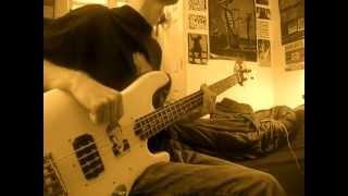 Mr. Bungle - Slowly Growing Deaf [bass cover]