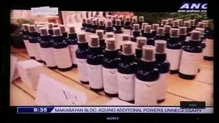 CBeauty Universal Oils on ANC's Green Living Oct. 2014 Thumbnail