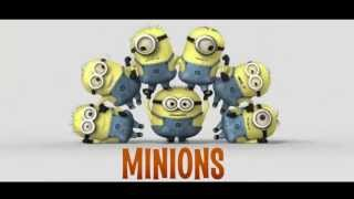 Minions: The Movie - Teaser Trailer 2014 [Fan Edit]