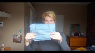 I organized my clothes like safiya nygaard