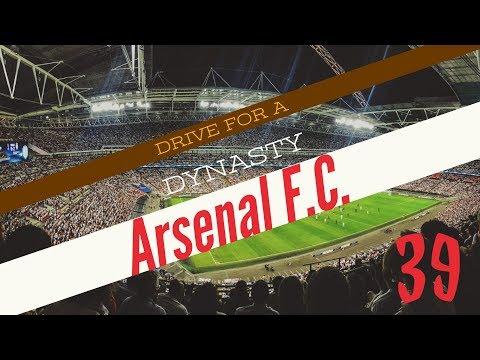 CHELSEA TIE (FM17 - Arsenal #39)