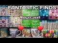 Come with me to⭐2⭐ of my Favorite Dollar Trees*Exciting Finds❤