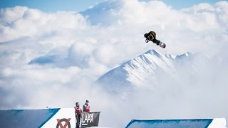 Max Parrot, Mark McMorris, Tyler Nicholson in Laax slopestyle | CBC Sports