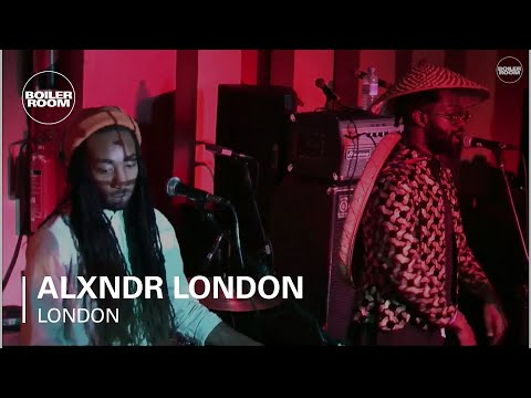 ALXNDR LONDON Converse Rubber Tracks Live x Boiler Room London Live Set