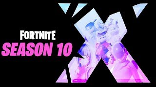 *NEW* SEASON 10 TEASER LEAKED! (Fortnite Season X)