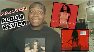 Aaliyah Album (REVIEW) 🅰️📀🎵