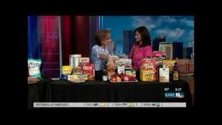 Understanding Food Label Lingo (4/26/13 on KARE 11)