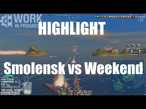 Highlight: Smolensk Vs Weekend - 70k Giveaway Tomorrow!