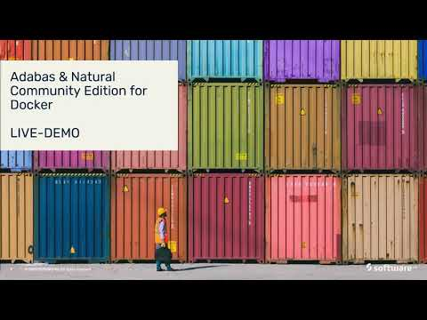How to use Containers with Adabas & Natural