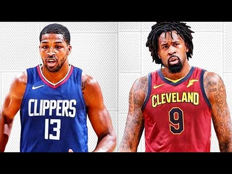 Tristan Thompson Being Traded for DeAndre Jordan? Cavaliers Willing to Trade Tristan Thompson
