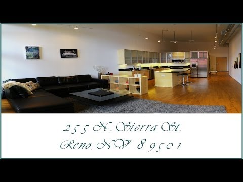 Gorgeous Loft @ the Montage in Reno, NV  Call Jared @ 775.223.8414