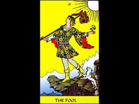 The Fool Tarot card Love meaning