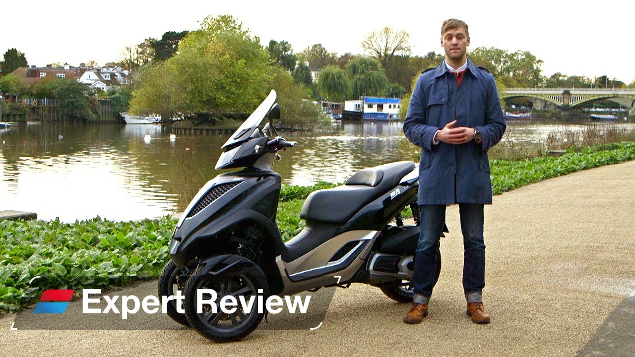 2013 piaggio mp3 yourban bike review youtube. Black Bedroom Furniture Sets. Home Design Ideas