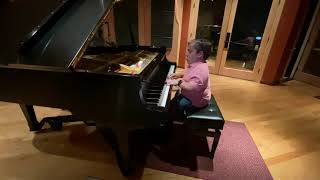 Smile (Charlie Chaplin Piano Cover) видео