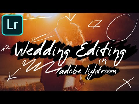 Wedding Photography Lightroom Editing And Adobe Lightroom Presets For Weddings