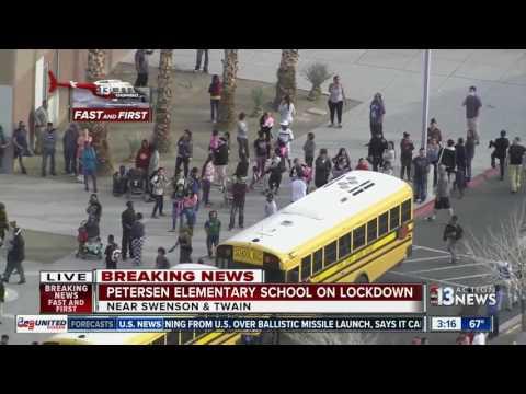 Petersen Elementary School temporarily on lockdown