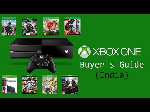(Hindi)Xbox One Buyer's Guide - Best Games And Bundles Available In India