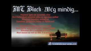 MC Black - Még mindig...