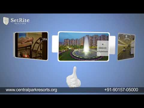 Central Park Resorts Gurgaon +91-90157-05000