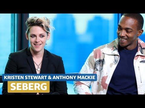 Kristen Stewart Embodies A Screen Legend In 'Seberg' | FULL INTERVIEW