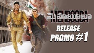 Mehbooba Release Promo #1 | Puri Jagannadh | Akash Puri | Neha Shetty | Puri Connects