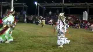 Grass Dance - Friday Night Lights Group 1 Song 1 & 2 in Ponemah 2015