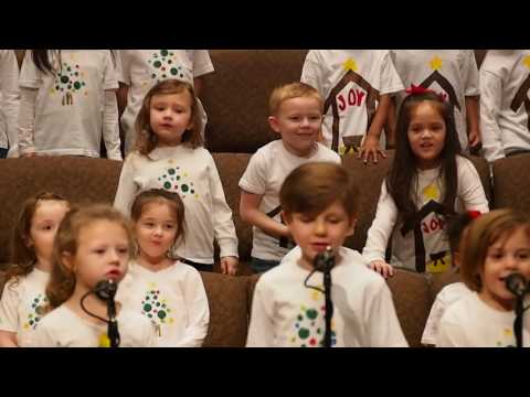 Gardendale Christian Academy Christmas Program 2016