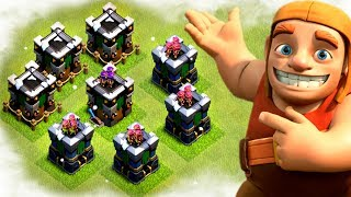 THE LAST EVER!.........UPGRADE TIME! - Clash Of Clans