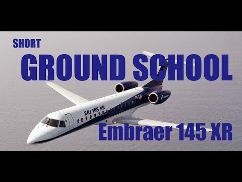 Ground School Embraer 145XR - Em Português