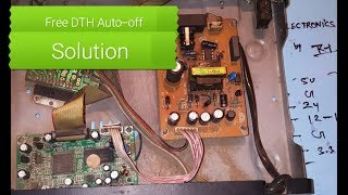 Free DTH set top box  auto off Solution/repair setup box just in 5 minutes in HINDI