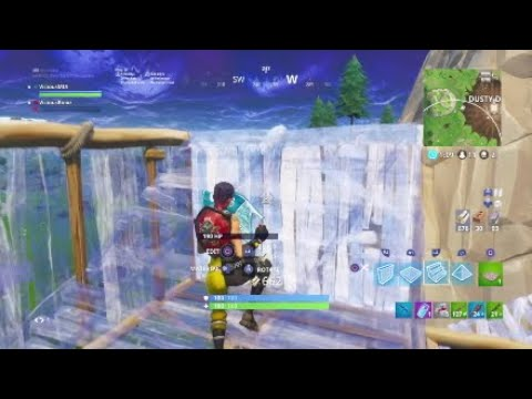 Some good building on console nothing too serious - Fortnite BR