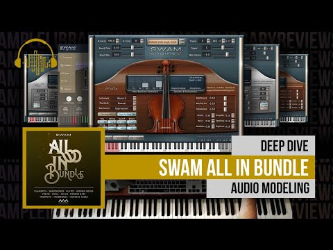 Review: SWAM All In Bundle Review by Audio Modeling